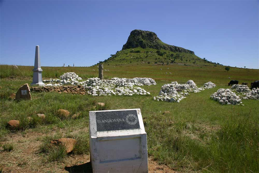 Battlefield of Isandlwana
