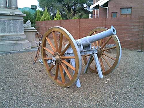 Anglo Boer 1899 - 1902